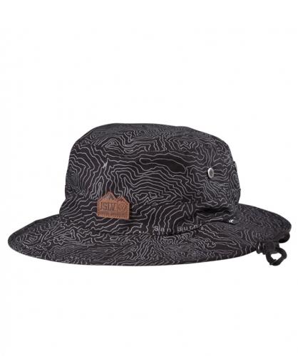 c8b96691 [JSLV]FALL 2015 TOPOGRAPHY BUCKET HAT (BLACK) 버킷햇